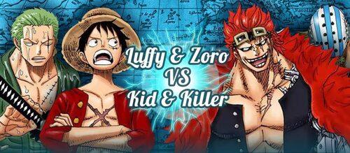 Zoro et Killer font équipe à Wano ?