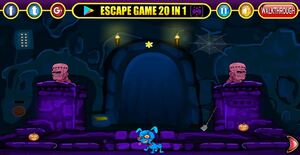 Jouer à Zombie room escape 07