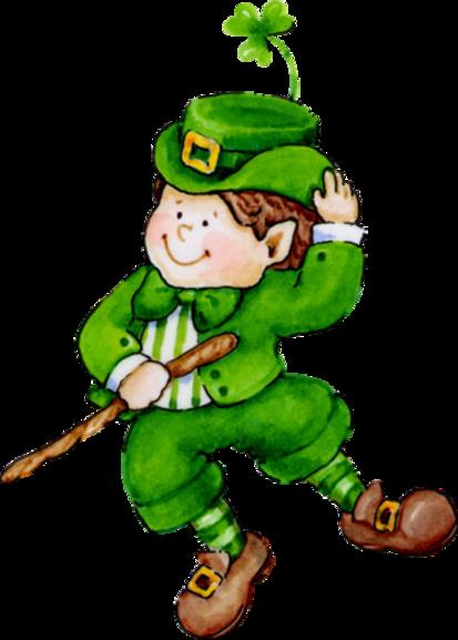 St-Patrick  le 14 mars !