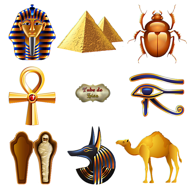 Egypt série 1
