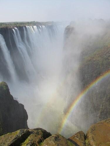 Victoria falls - chutes Victoria