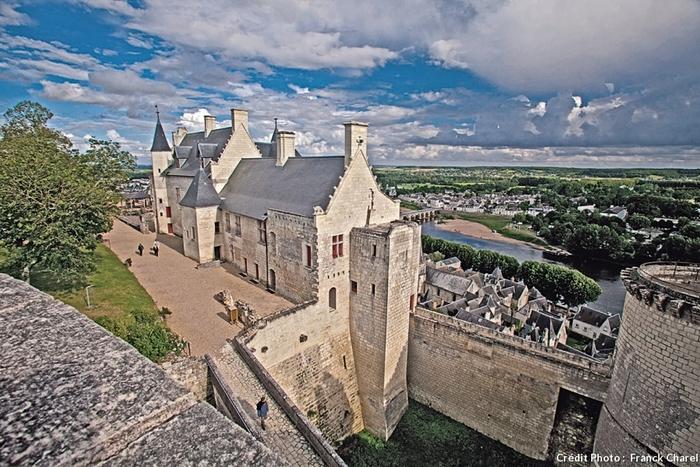 La forteresse royale de Chinon