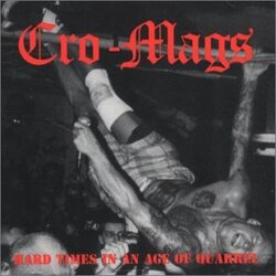 THE CRO-MAGS ALBUMS