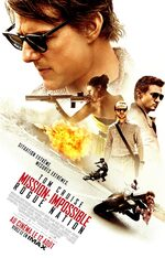 Mission Impossible Rogue Nation de Christopher McQuarrie