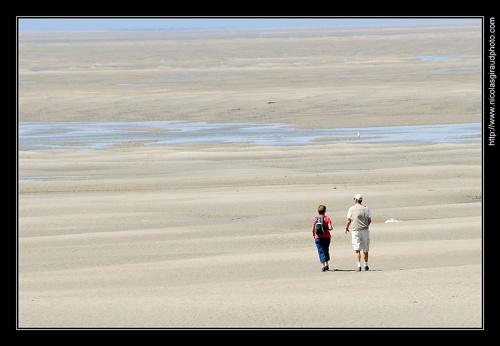 Baie de Somme entre platitude & Plénitude
