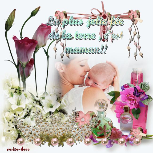 vos participations2 à mon cluster fête des mères