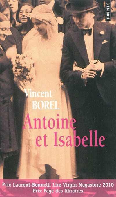 Antoine et Isabelle Vincent Borel