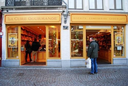Bruges, les spécialités