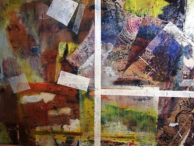 Peintures Marc de Metz mp1357 2010 - 1