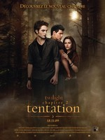 Twilight chapitre II Tentation affiche