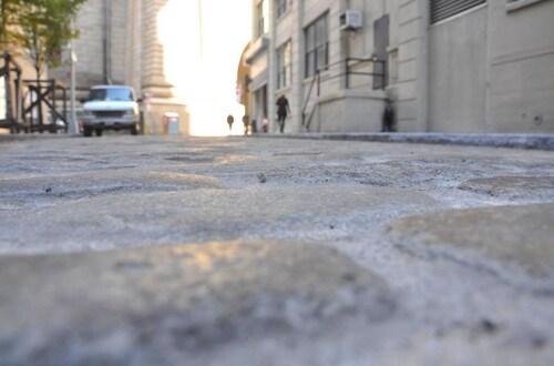 New York restaure ses «pavés belges»