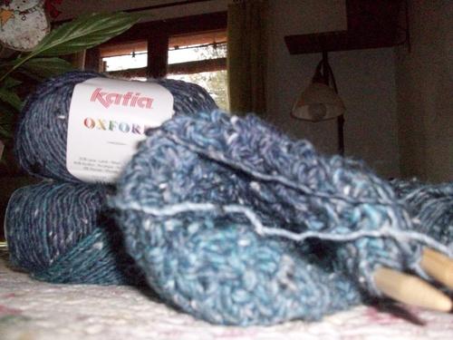 du fil et de la laine