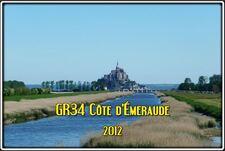 GR34 la Côte d'Émeraude