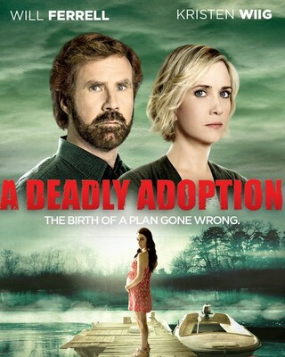 Deadly Adoption de Rachel Goldenberg