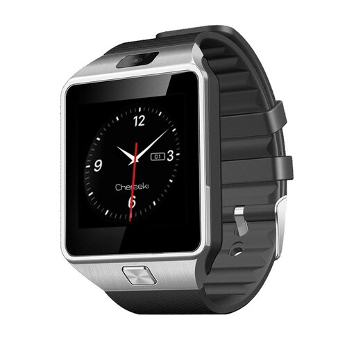 [Montre Connectée Android CHEREEKI (SIM+Cam)