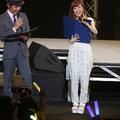 Makoto (MC), Shimizu Saki (juge)
