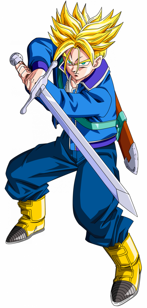Render Trunks du Futur