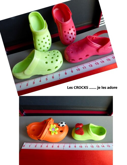 Collection mini-chaussures !!!