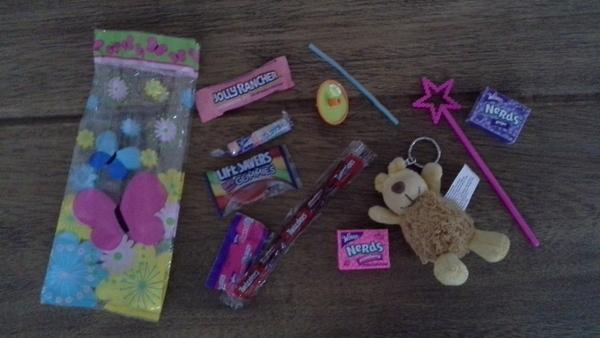 My American sweetie bag.