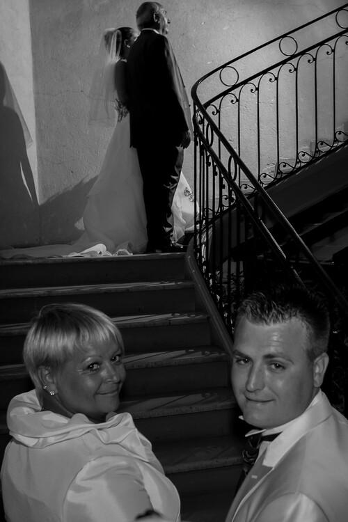 mariage Céline et Mickael