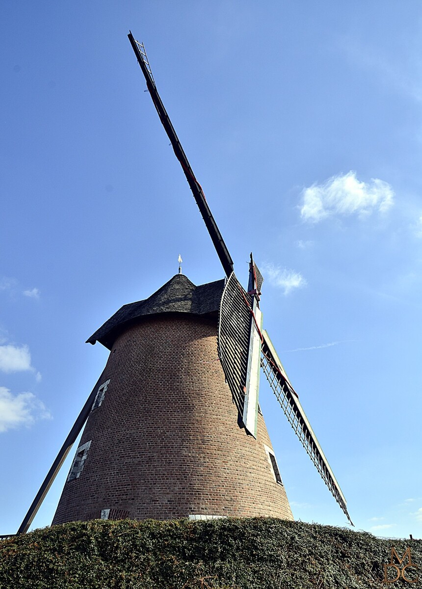 MOULIN D'ACHICOURT / MOULIN HACART