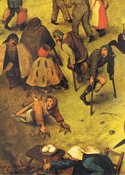 Le faux mendiant