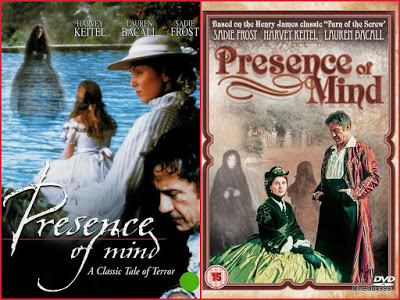 Presence of Mind / El celo. 1999. DVD.