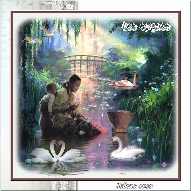 **Le Lac aux Cygnes**Cartes