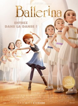 Couverture de Ballerina
