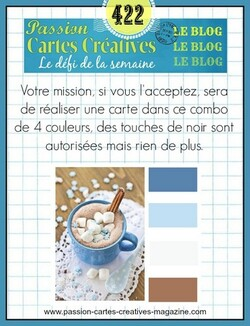 Passion Cartes Créatives #422