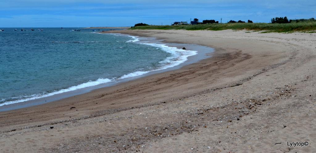 La plage du Vicq