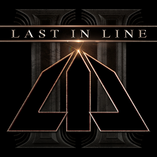 Last In Line - II cover