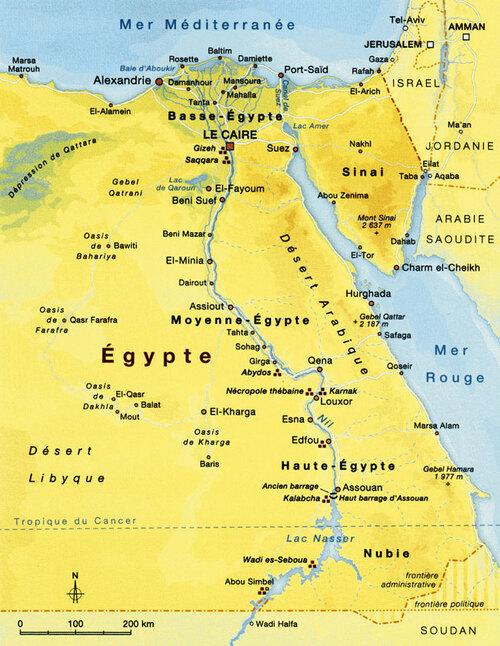 Egypte 2 /  L'obélisque de Louxor !