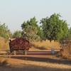 Burkina Bomborokuy Entrée du village
