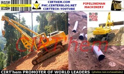 PIPELINEMAN MACHINERY