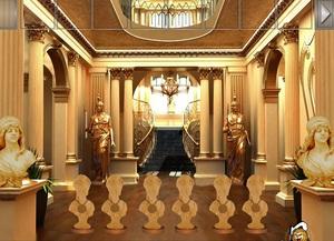 Jouer à Royal statue escape