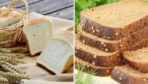 Pain blanc ou pain complet : la meilleure option