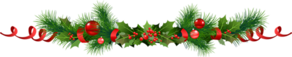 Guirlande de Noël etc 3
