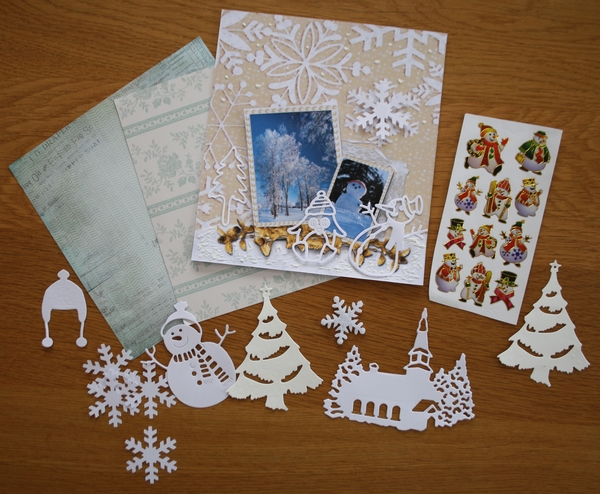 Ronde de cartes des saisons ... - l'hiver -7
