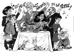 Votez communiste ou Mélanchon...