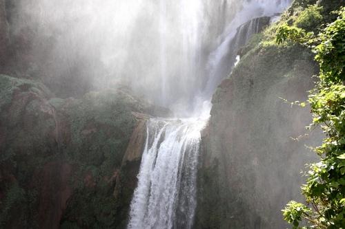 Les cascades d'Ozoud 1