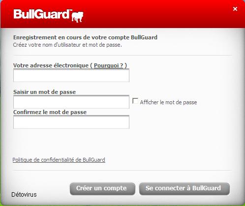 Offre BullGuard Internet Security 12 - Licence 3 mois gratuit