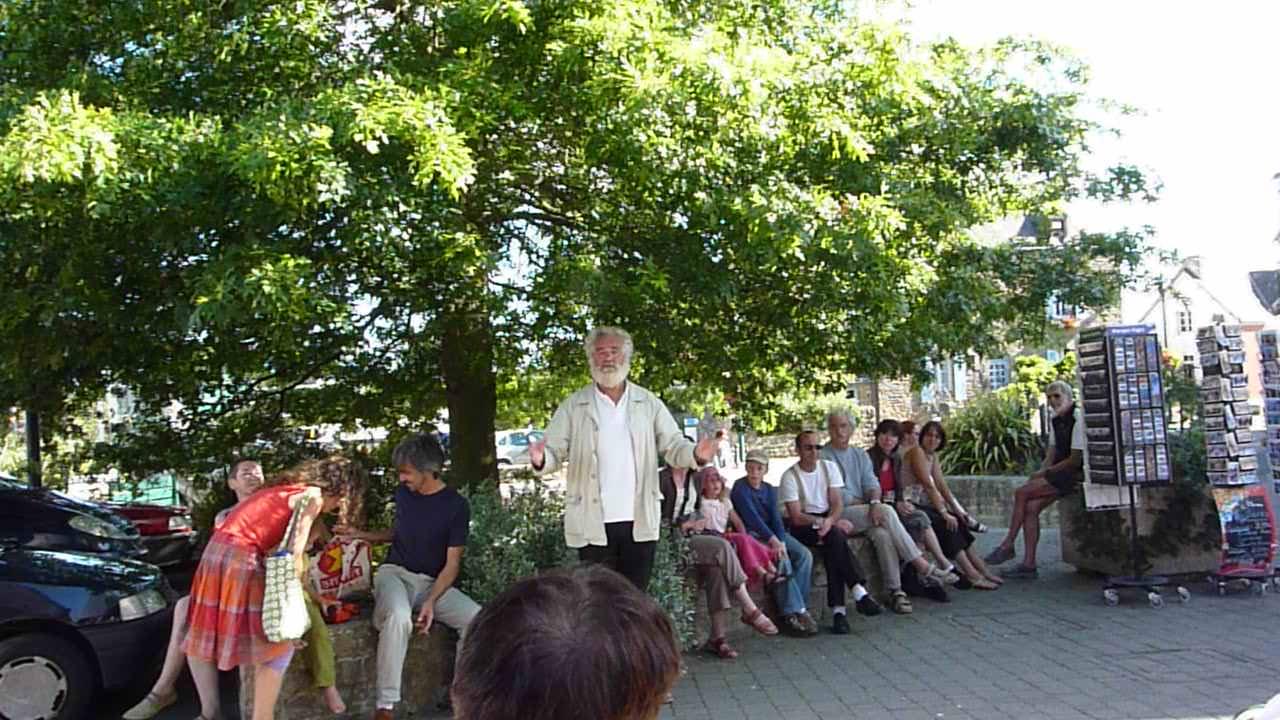 L'esprit du festival : promouvoir la tradition orale.