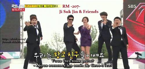 RM -207- Ji Suk Jin & Friends