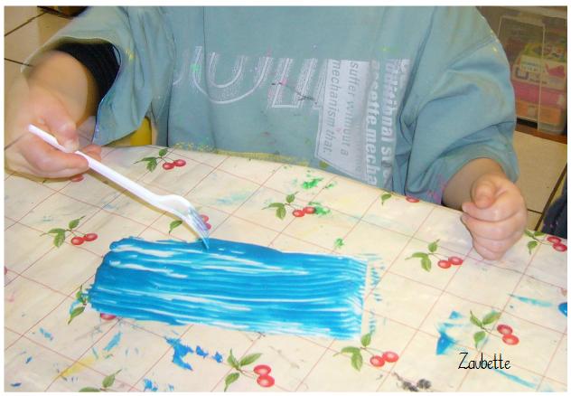 La Peinture Gel Diy Zaubette