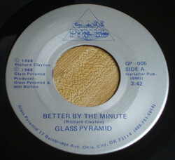 Glass Pyramid - Better By The Minute