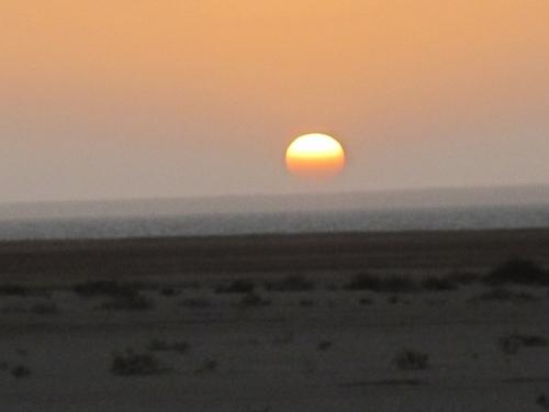 Depuis Essaouira le retour