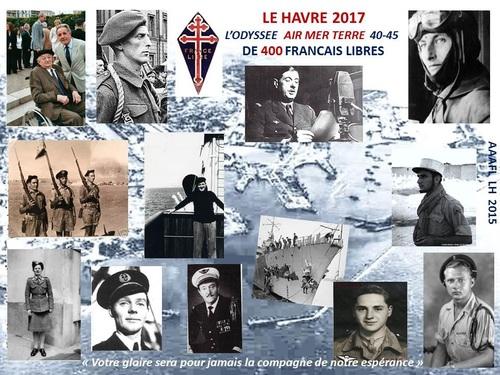 * Vers d'autres horizons... celui de la France Libre du Havre