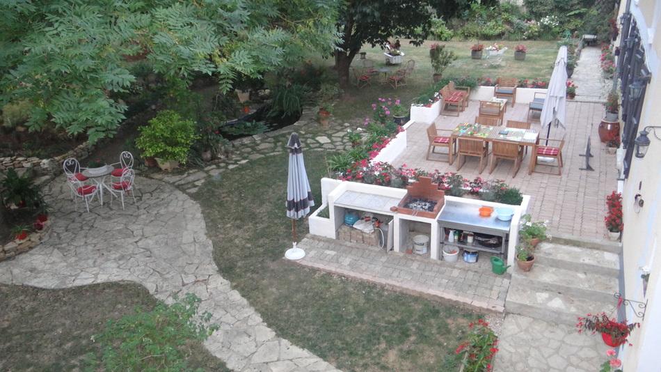 Les Murets de la Terrasse.. Suite ...