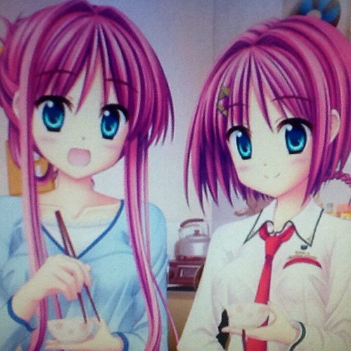 fiction de shugo chara